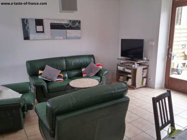 Capelle les Boulogne Northern France house rental