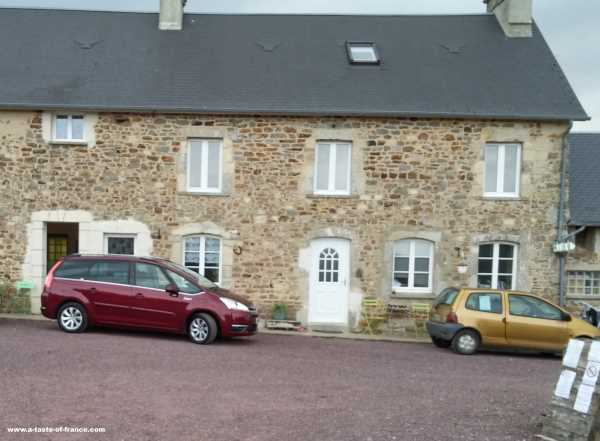 Sainte Colombe Normandy France house rental