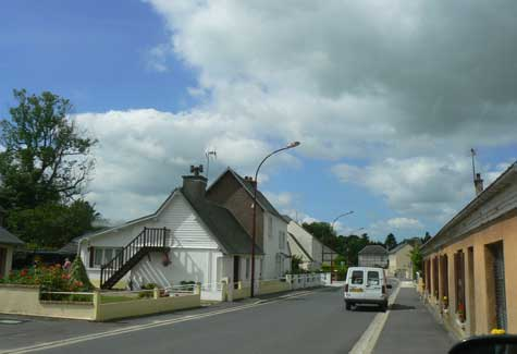 Gommerville Normandy