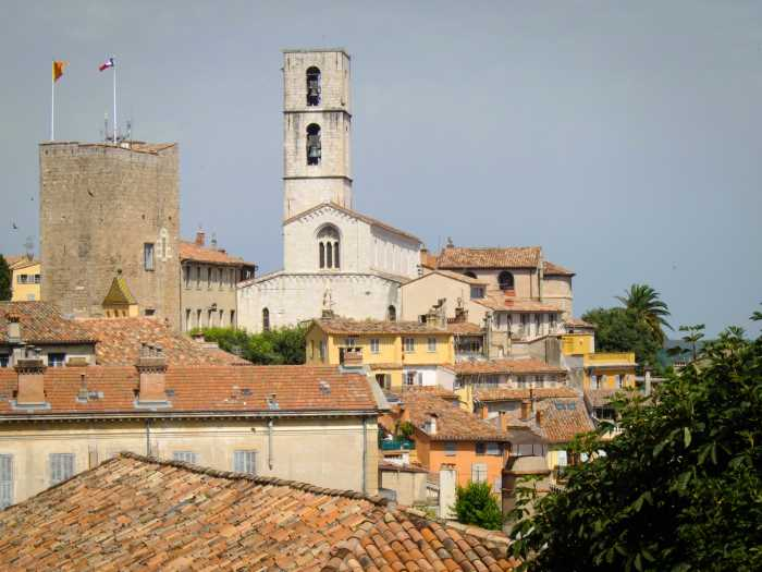 Grasse Francephotos and guidetown in South of France
