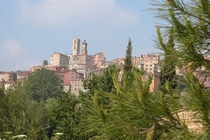 Grasse medieval town