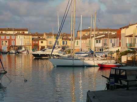 Port Grimaud harbour