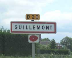 Guillemont sign