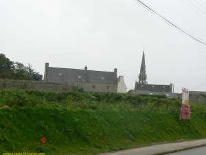 Guisseny church Brittany