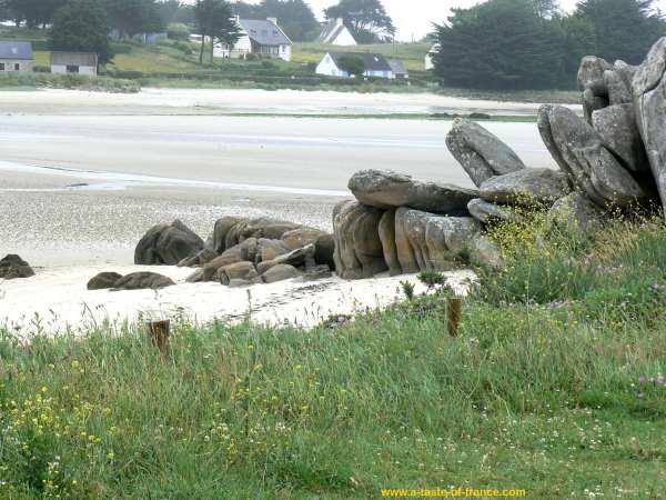 Guisseny estuary  Brittany