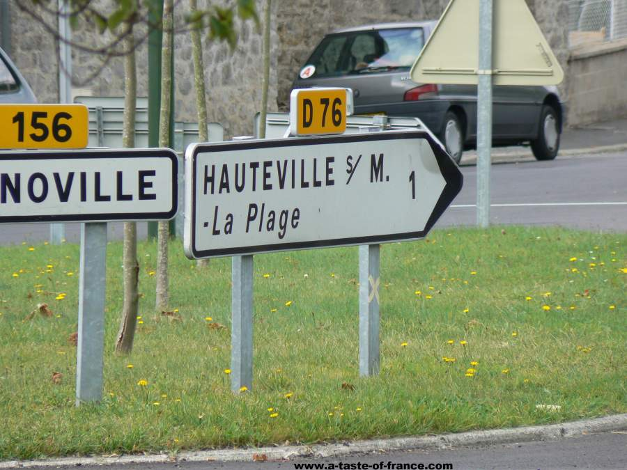 Hauteville sur mer