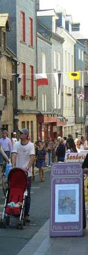 Honfeur street