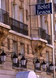 Hotel Lenox Montparnasse Paris