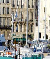 Marseille france photos and guide french port hotels and cottages - New hotel vieux port marseille booking com ...