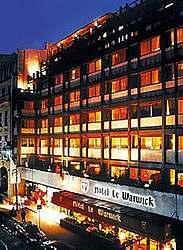 hotel warwick Paris picture