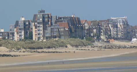 Houlgate Beach France Calvados Normandy