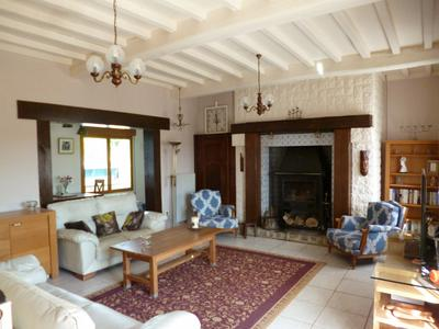 Lounge in the main House