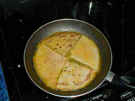 crepe suzette picture