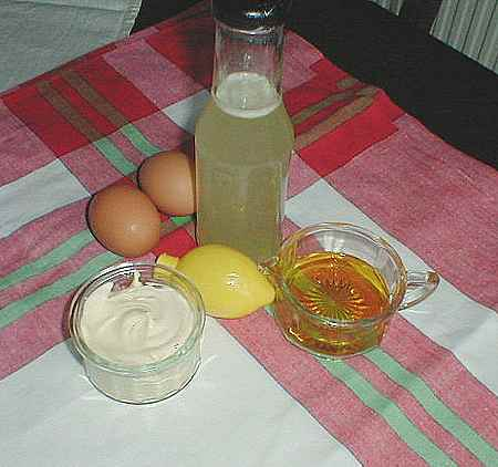tartare sauce recipe picture