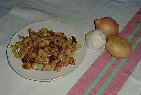 potato landaise