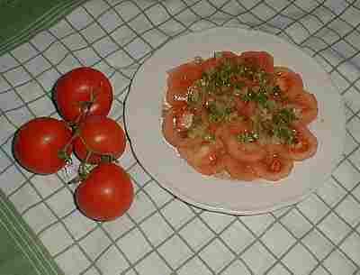 tomato salad recipe picture