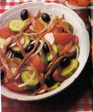 picture of vegetable salad recipe