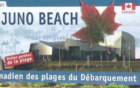 Juno Beach museum Calvados  Normandy