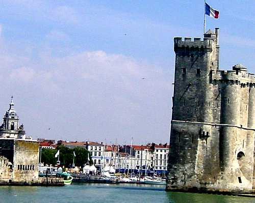 La Rochelle port picture