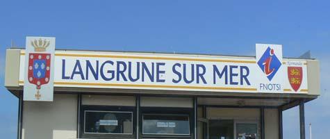 Langrune sur mer France Calvados Normandy