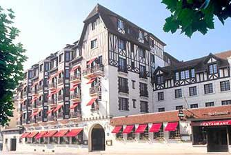 Le Grand hotel Lisieux Normandy