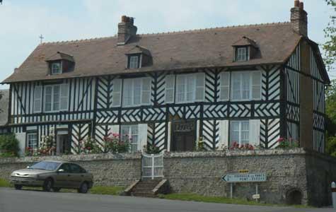 Le Mesnil sur Blangy  Normandy