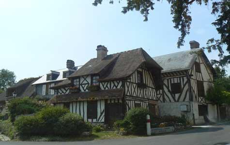 Le Mesnil sur Blangy Calvados Normandy