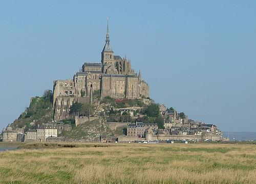 Mont-St-Michel picture