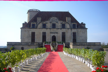 The Chateau in Duras