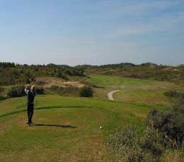 Le Touquet golf picture