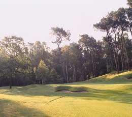 Le Touquet golf