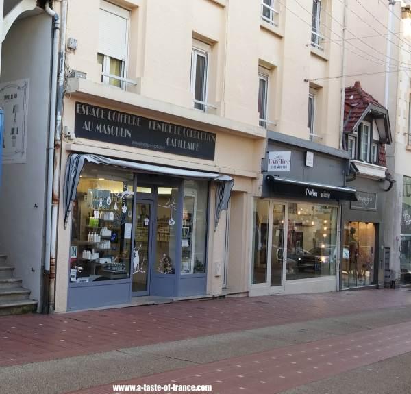Le Touquet street