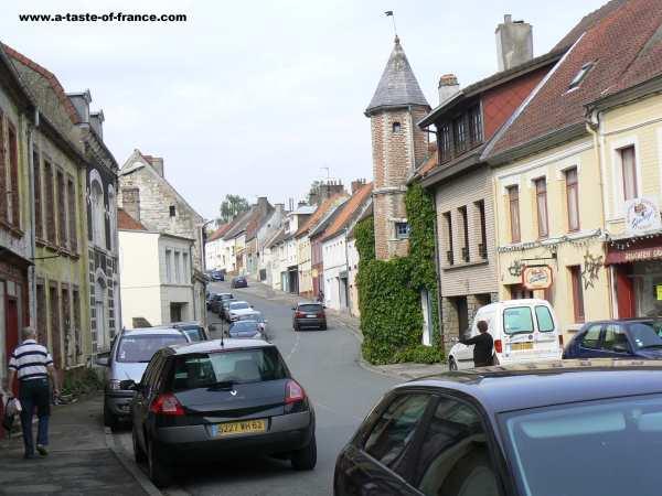 Licques village  picture
