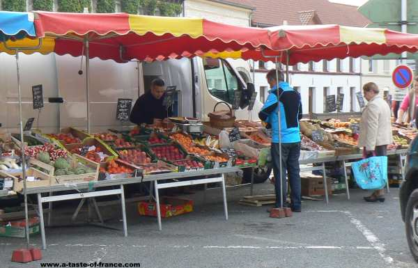 Licques market  picture