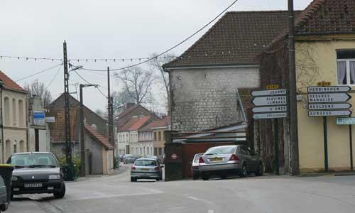 Licques village center picture