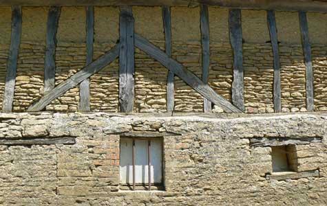 Lieury barn Calvados  Normandy