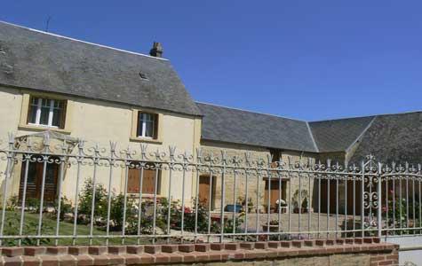 Lieury house  Calvados  Normandy
