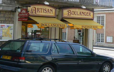 Lisieux Bakers Calvados Normandy