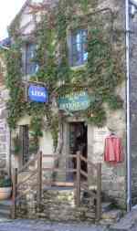 Locronan village brittany