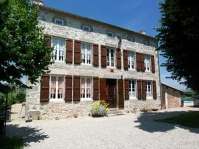17th Century 5 bed, 4 bath Maison de Maitre