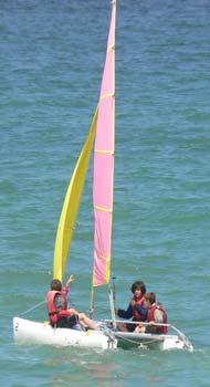 Luc sur Mer boat