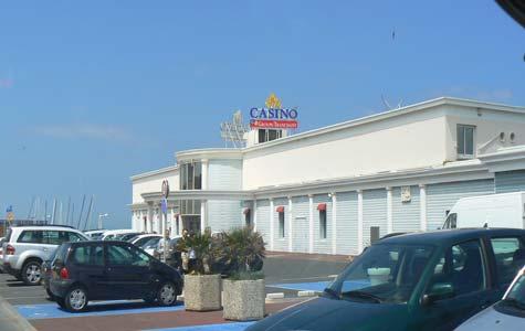 Luc sur Mer casino  Calvados  Normandy