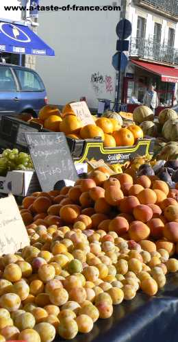 market northern France