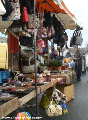 France market stall