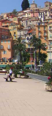 menton seaside resort