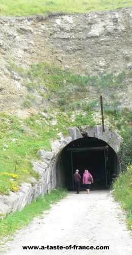 Mimoyecques entrance picture