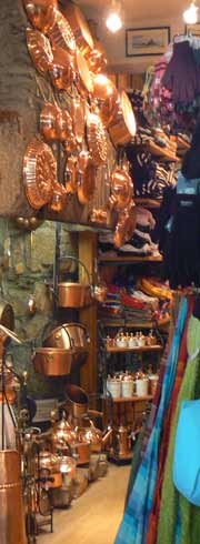 mont saint michel shop