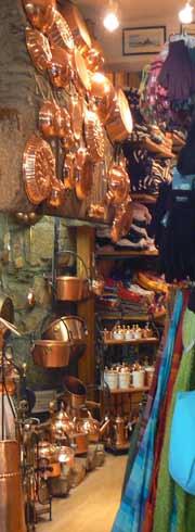 mont saint michel shop
