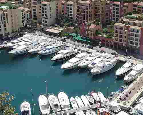 Monte Carlo picture