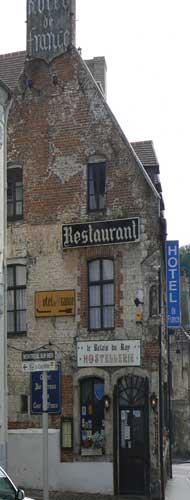 Montreuil sur Mer Hotel